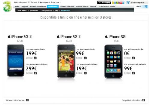 iphone-tabella-comparativa