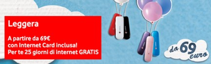 Vodafone Internet Key