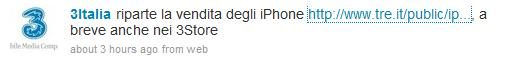 iPhone Tre