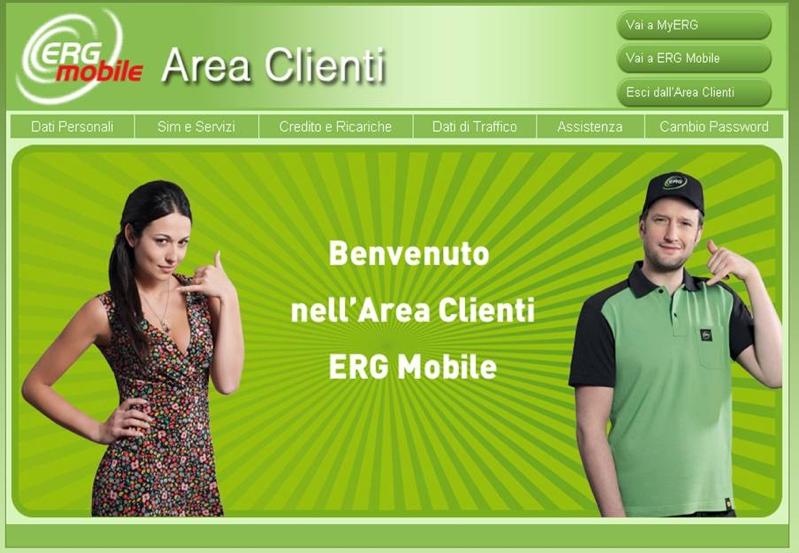 area-clienti-erg-mobile
