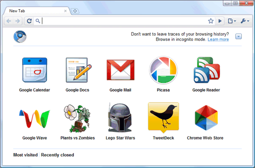 Chrome recupera quote di mercato e punta Firefox