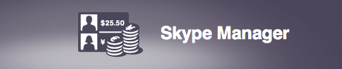 skype-manager