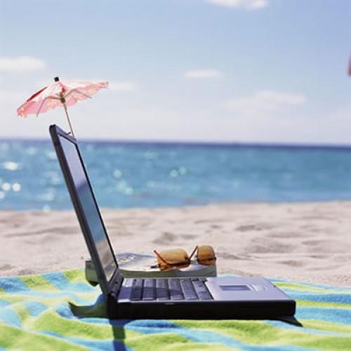 WiFi-spiaggia