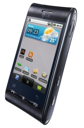 LG Optimus GT