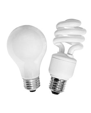 Lampadine a risparmio energetico basso consumo pro e - Risparmio energetico casa ...