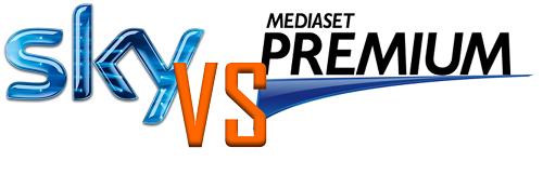 SKY VS Mediaset Premium