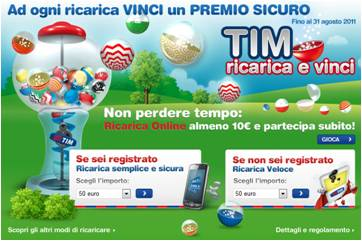 Tim RicaricaOnline