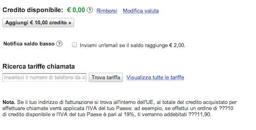 google-voice-pagamento