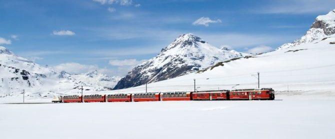 viaggiare in Europa in treno