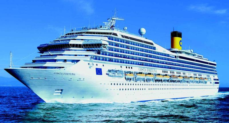 Costa crociere scopri la tariffa prenota subito e for Cabina interna su una nave da crociera