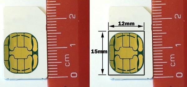 Come tagliare una SIM e farla micro sim?