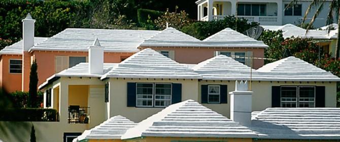 tetti bianchi caldo
