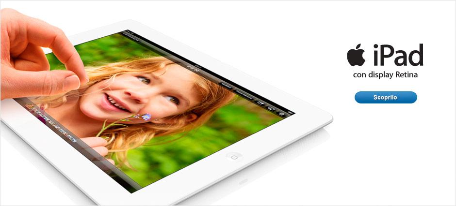 iPad 4 LTE in Italia