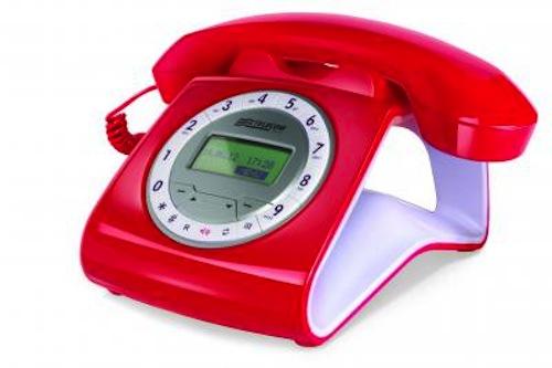 Sirio classico modernit e design retr in un unico - Telefono fisso design ...