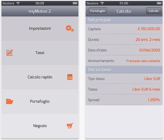 applicazione gratis prestiti iphone