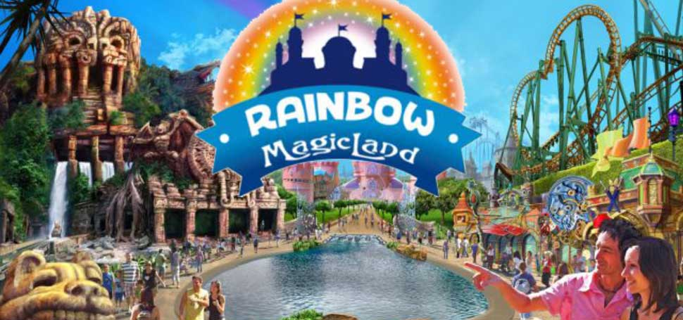 Ingresso Gratis A Rainbow Magic Land Di Roma Solo Per I