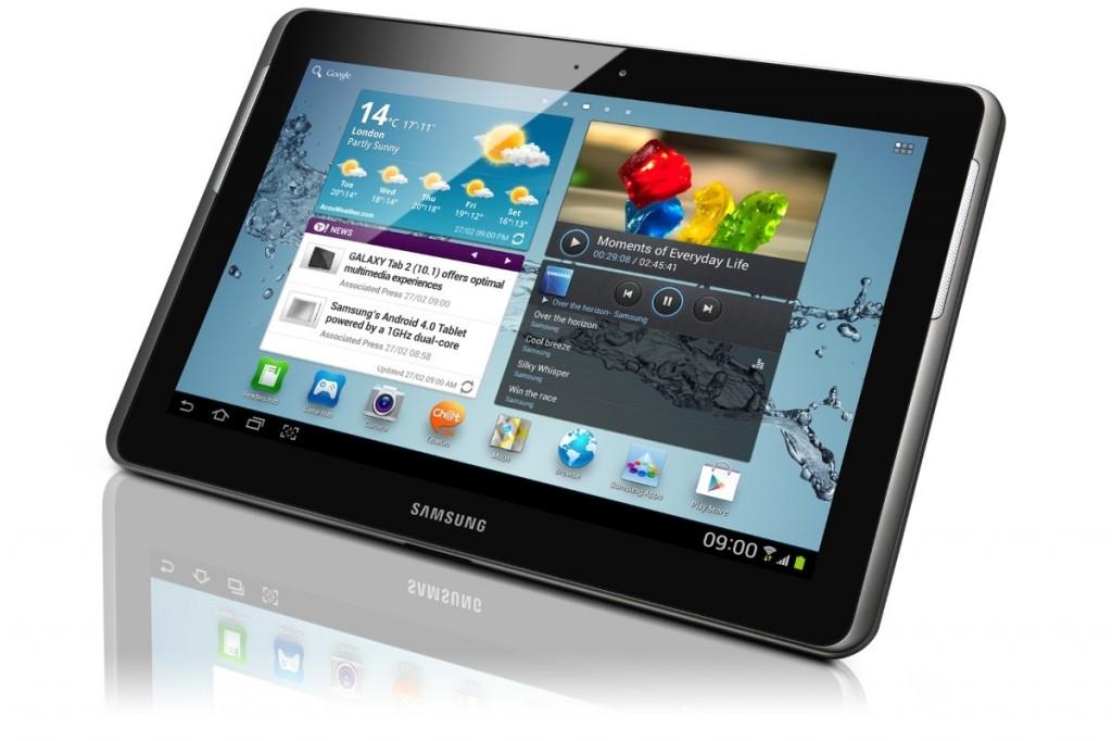 Vinci un tablet Samsung con PosteMobile