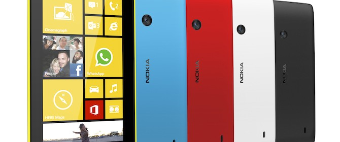 E' basato sulla versione 8 della piattaforma mobile di casa Microsoft