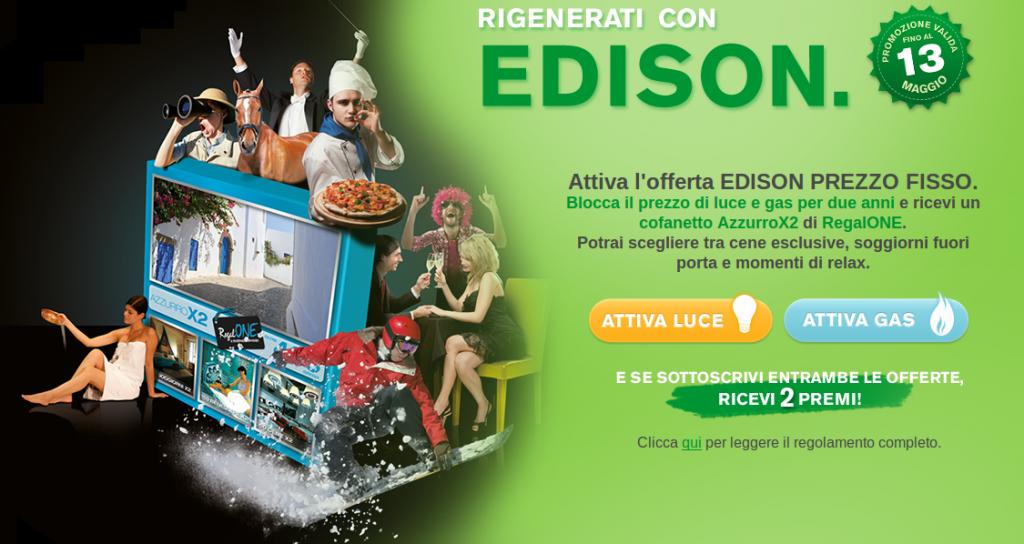 Promozione Edison Energia