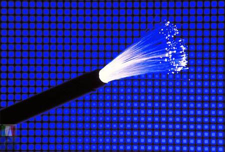 Luce a fibra ottica