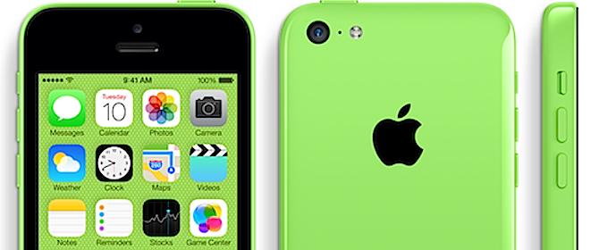 I prezzi dell'iPhone 5C in Francia sono decisamente più alti delle aspettative