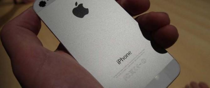 Presentato il nuovo iPhone 5C