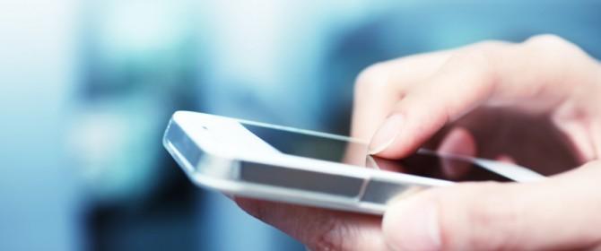Cresce il numero di connessioni da smartphone