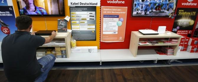 Vodafone riceve l'ok per l'acquisto di Kabel