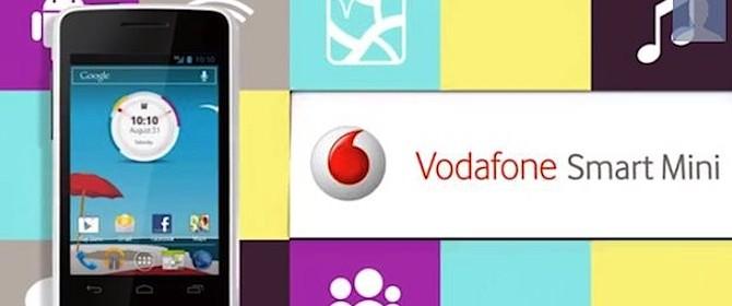 Il pacchetto casa di Vodafone ADSL e Telefono Senza Limiti è previsto
