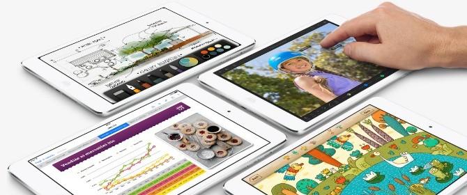 Apple ha presentato iPad full-size di quinta generazione iPad mini di seconda generazione