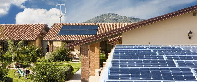 Pannello Solare Enel : Solare termico ecco la proposta enel per il riscaldamento