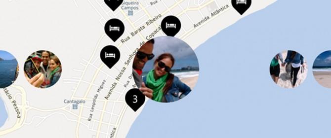 Una app per raccontare i propri viaggi in un modo nuovo