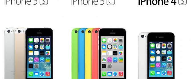 iPhone 5S, iPhone 5c prezzi data di uscita