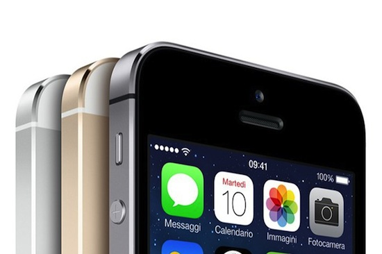 come avere un iphone 5s