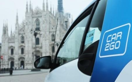 Car-sharing Milano, come funziona il Car2go?