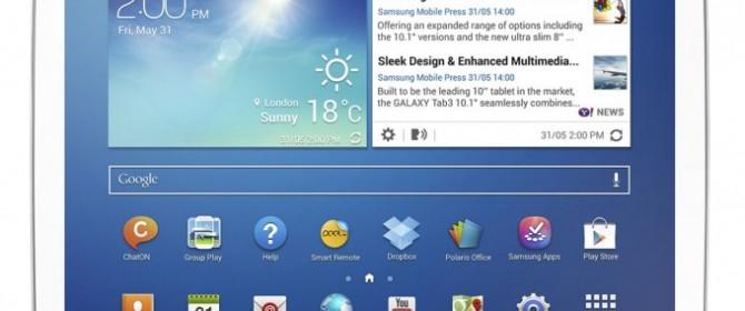 Samsung galaxy tab 3 10.1 come averlo