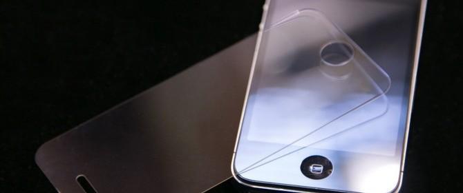 Iphone 6 display cristalli di zaffiro