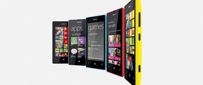 Cellulare Nokia Lumia 520 in omaggio con Sky e Fastweb