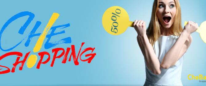 CheShopping: la nuova piattaforma di acquisti online esclusiva CheBanca!