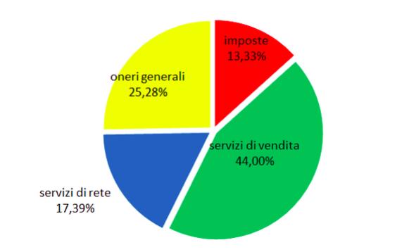 voci di spesa luce 2015