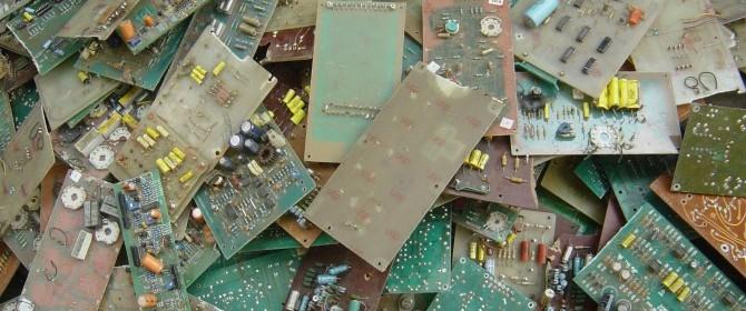 ENEA ha sviluppato una nuova metodologia per il recupero di metalli preziosi dai RAEE