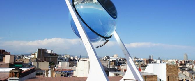Alla scoperta del rawlemon, la sfera energetica di vetro