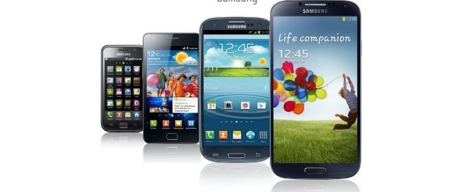 Samsung domina il mercato smartphone, con una quota di mercato doppia rispetto a quella di Apple
