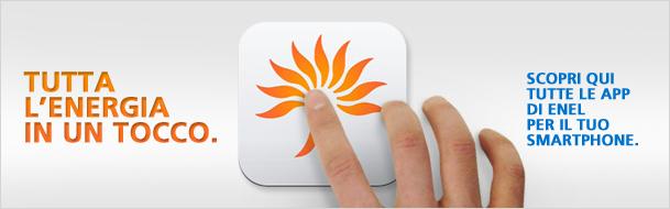 nuova app enel, come usarla