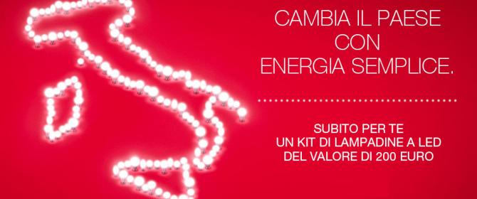 offerta luce Illumia, vantaggi e prezzi