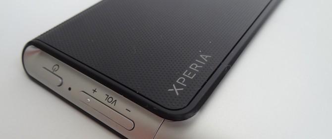 Sony presenta nuovi prodotti e un tablet impermeabile