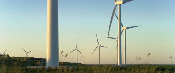 energia eolica negli Usa cresce