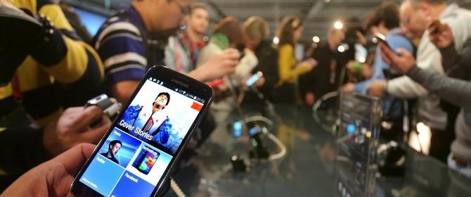 Le unità di Samsung Galaxy S5 disponibili al lancio non saranno sufficienti a coprire la domanda iniziale