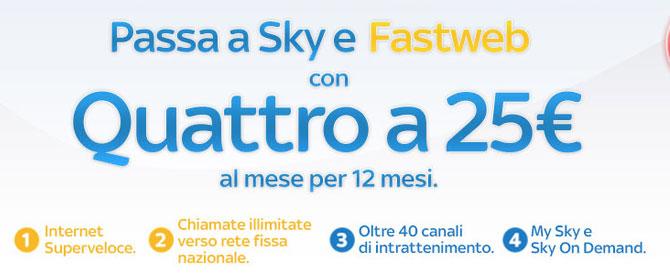 Sky+Fastweb