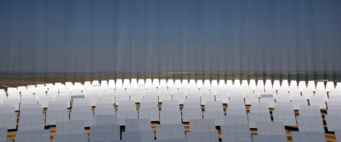 energia rinnovabile in arabia saudita